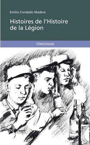 Couverture de livres - Légion - Lzogio10