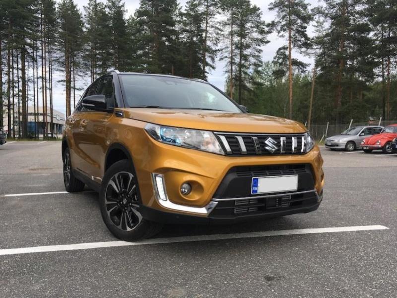 Facelift Vitara in Finland User3510