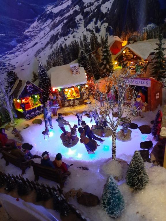 Noël montagnard 2020 de Cecéé 20201033