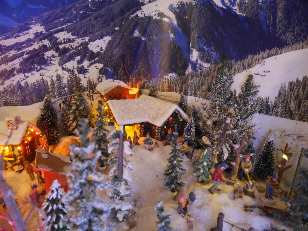 Noël montagnard 2020 de Cecéé P1180211