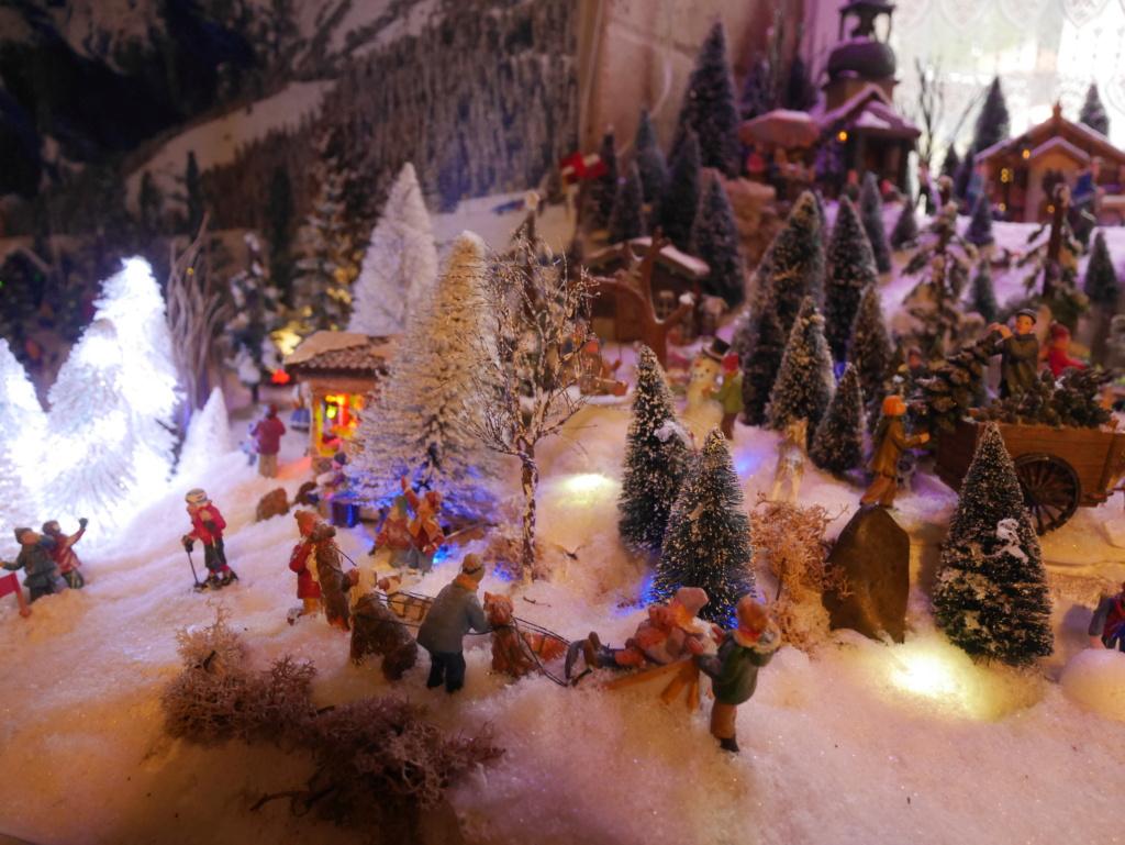 Noël montagnard 2020 de Cecéé P1180213