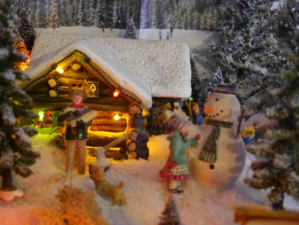 Noël montagnard 2020 de Cecéé P1180215