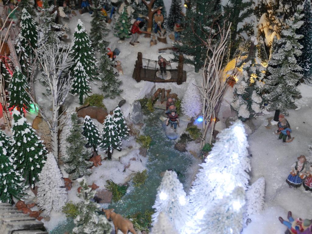 Noël montagnard 2020 de Cecéé P1180315