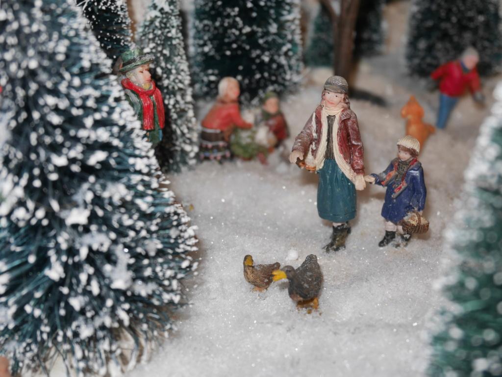 Noël montagnard 2020 de Cecéé P1180316