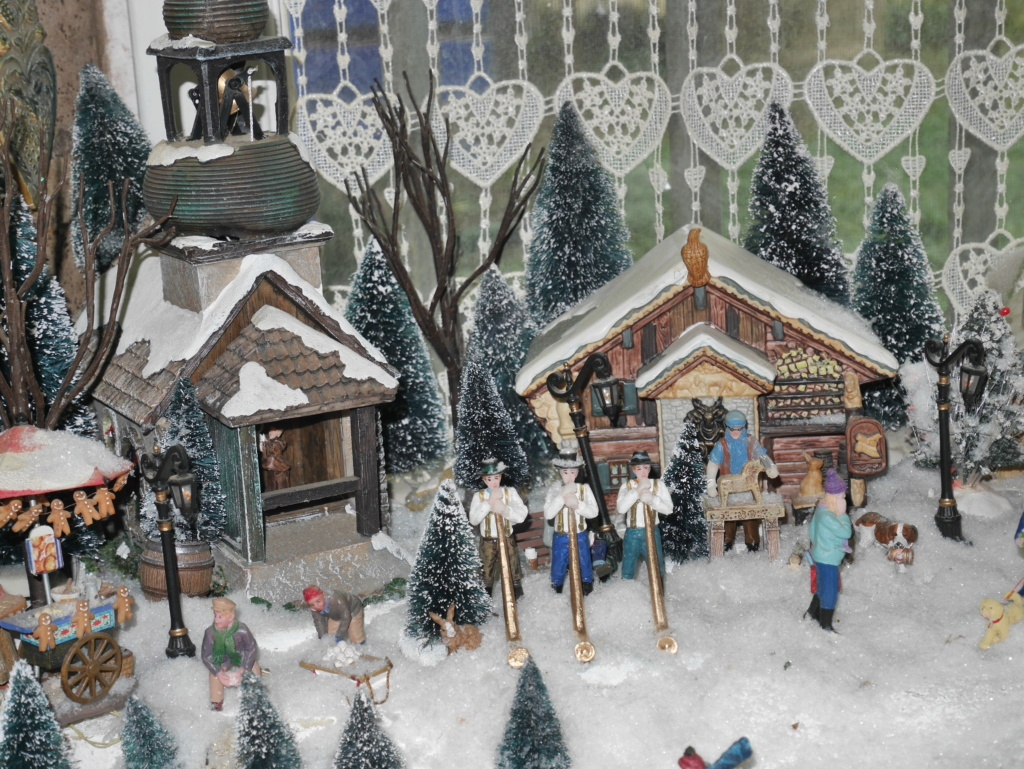 Noël montagnard 2020 de Cecéé P1180329