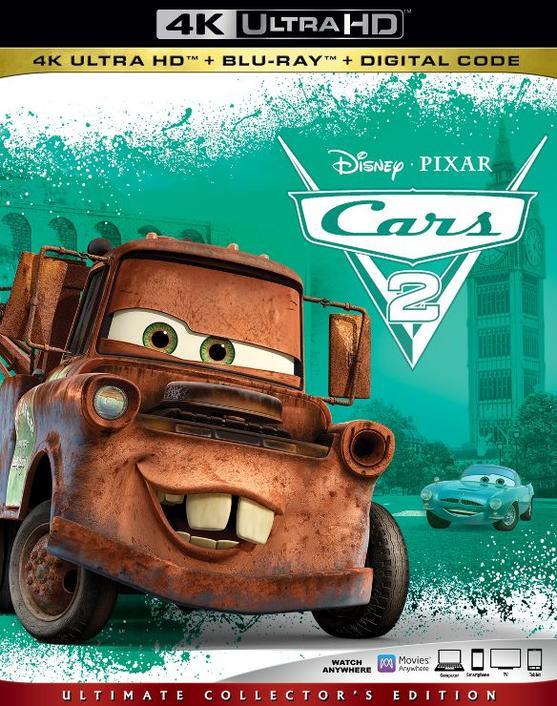 Cars 2 [Pixar - 2011] - Page 13 016