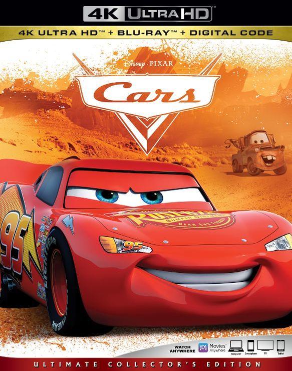 Cars - Quatre Roues [Pixar - 2006] - Page 5 017