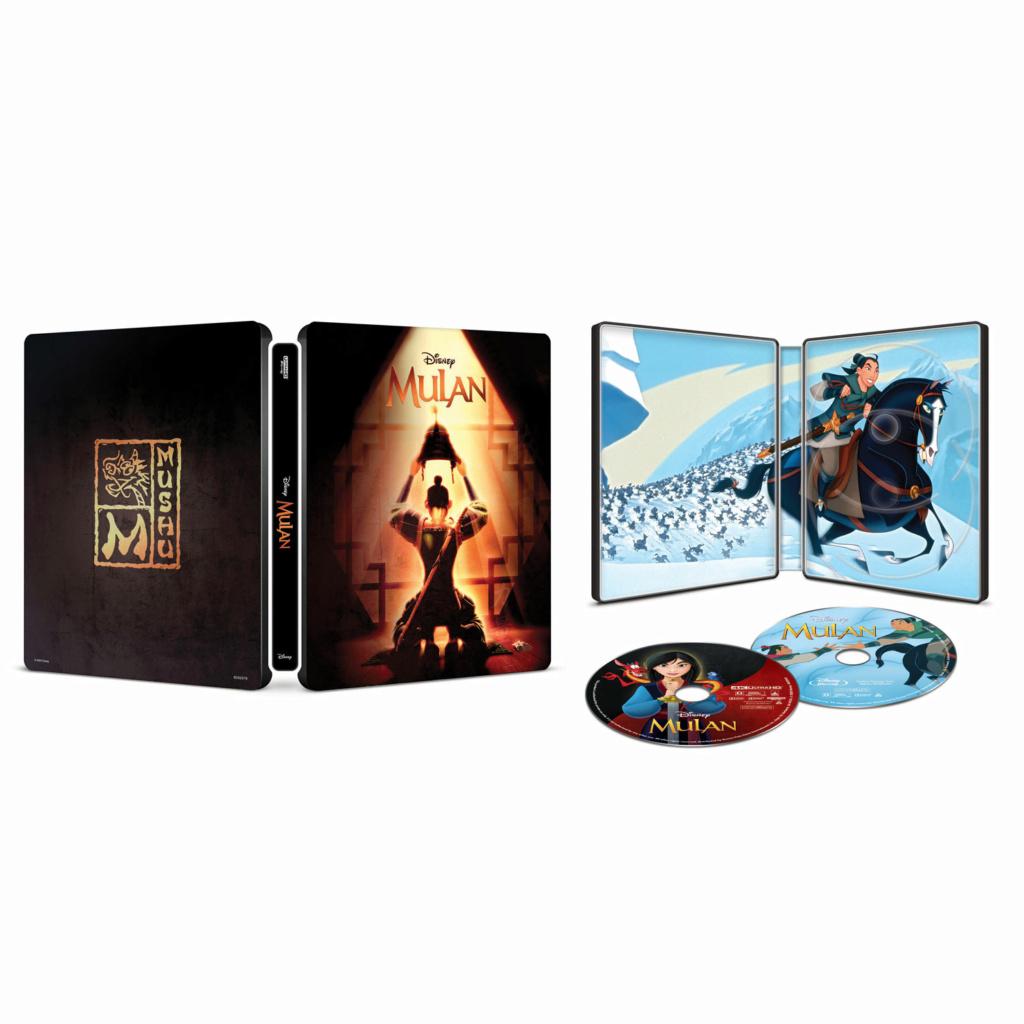 Les Blu-ray Disney en Steelbook [Débats / BD]  - Page 14 033