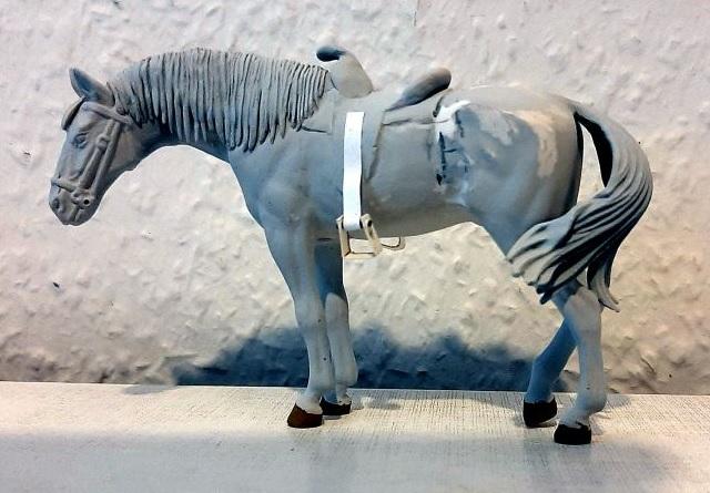 Vergrößerung der Pferdeherde 20201210