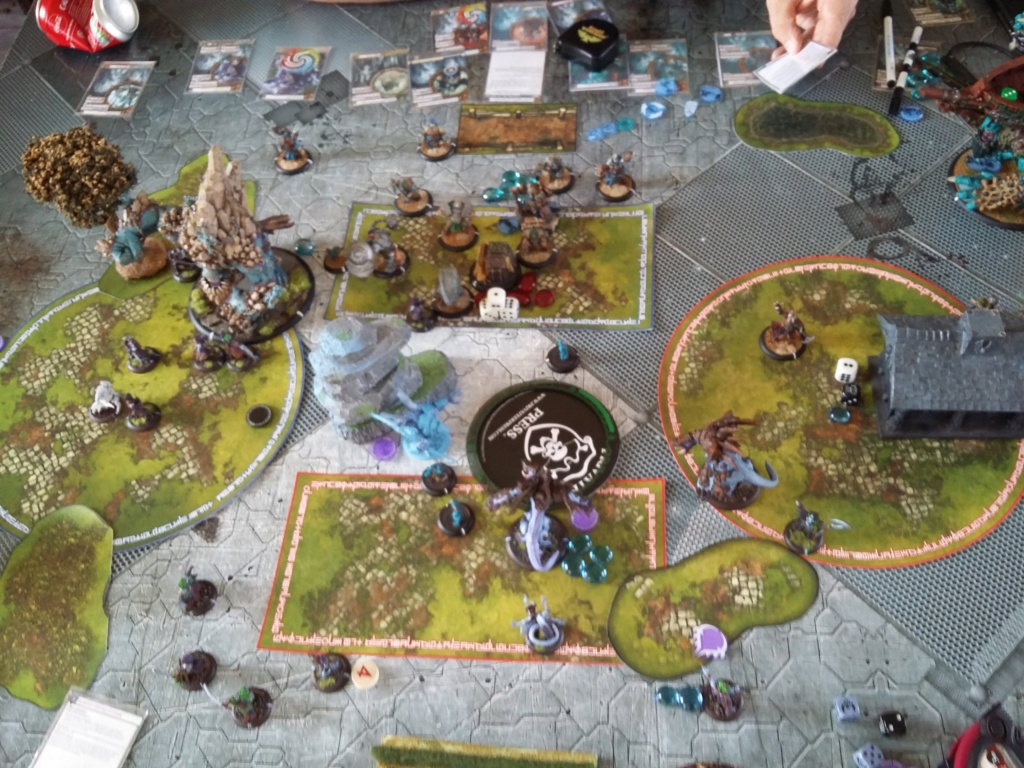 David (trollblood) vs Thomas (everblight) 75pts , 25.08.18 20180813