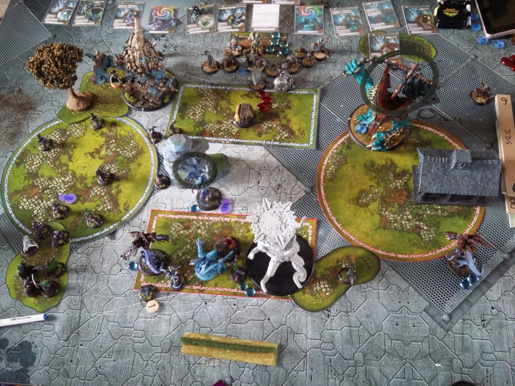David (trollblood) vs Thomas (everblight) 75pts , 25.08.18 20180814