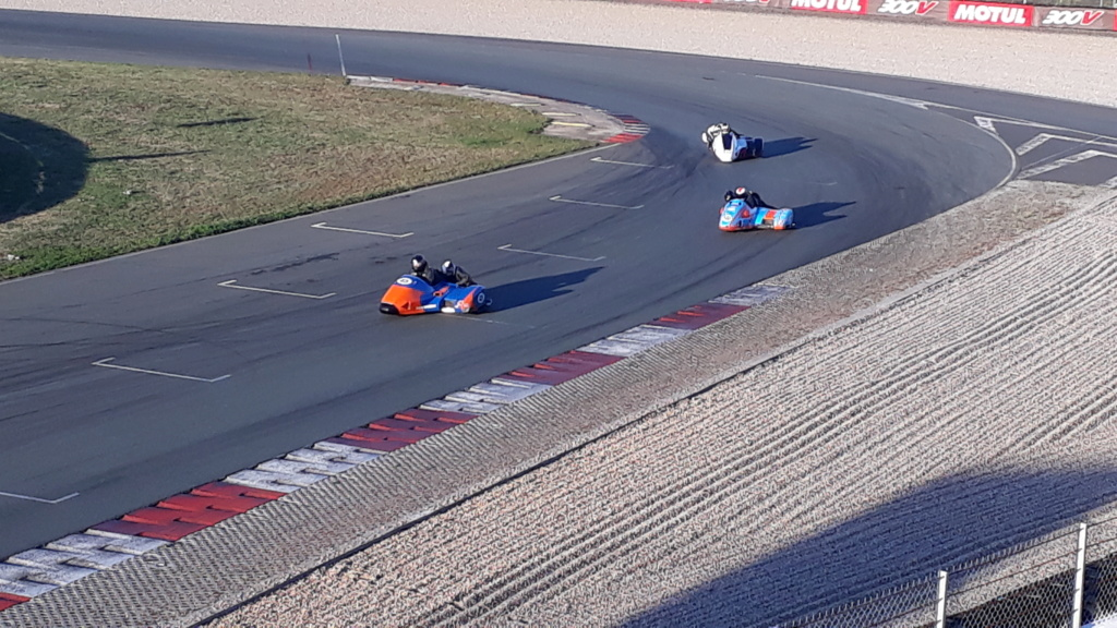 WE side car au circuit du VIGEANT  20181021