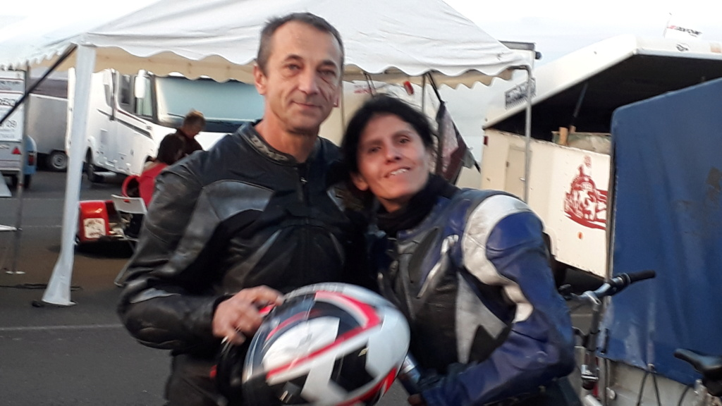 WE side car au circuit du VIGEANT  20181028