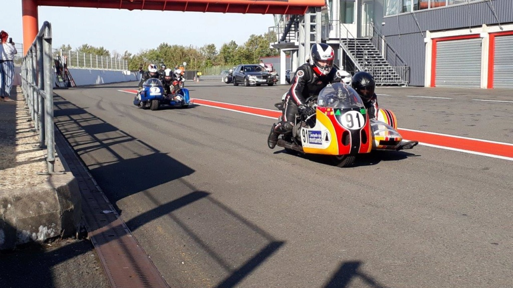 WE side car au circuit du VIGEANT  20181034