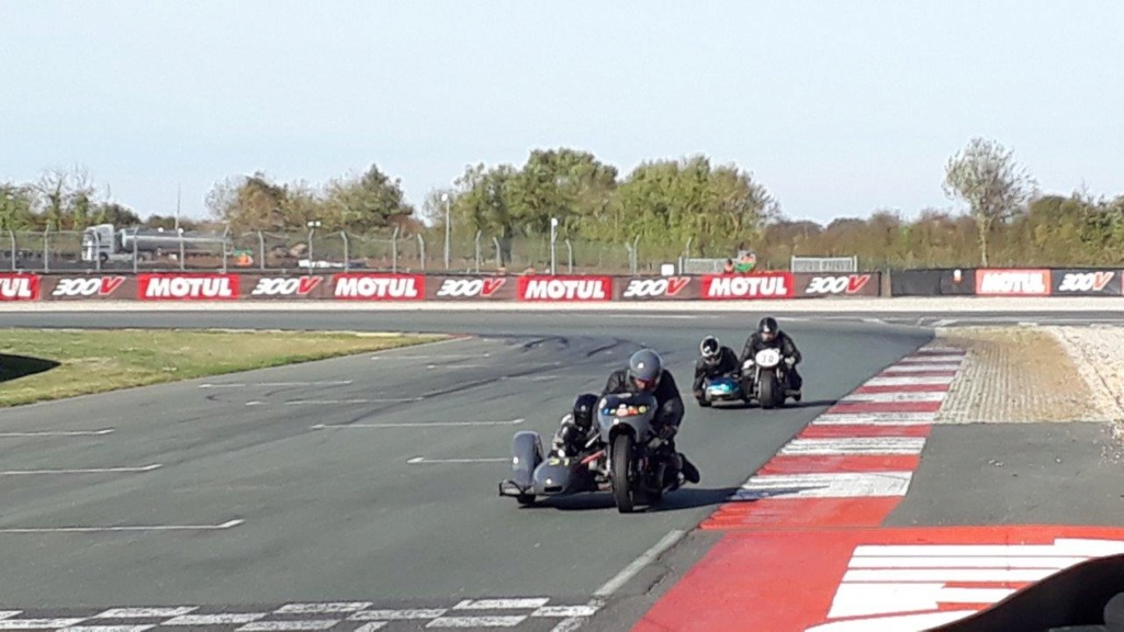 WE side car au circuit du VIGEANT  20181077