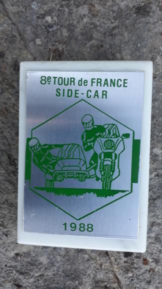 [Oldies] 1980 à 1988: Le Tour de France side-car, par Joël Enndewell  - Page 18 20190910