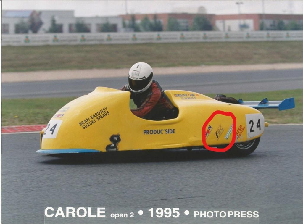MOTOS FULGUR 750 FV1 & FVX de 1989 à 1991 Inked110