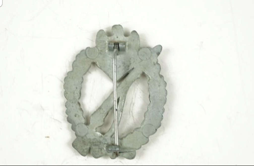 Badge infanterie Sturmabzeichen n4 20190812
