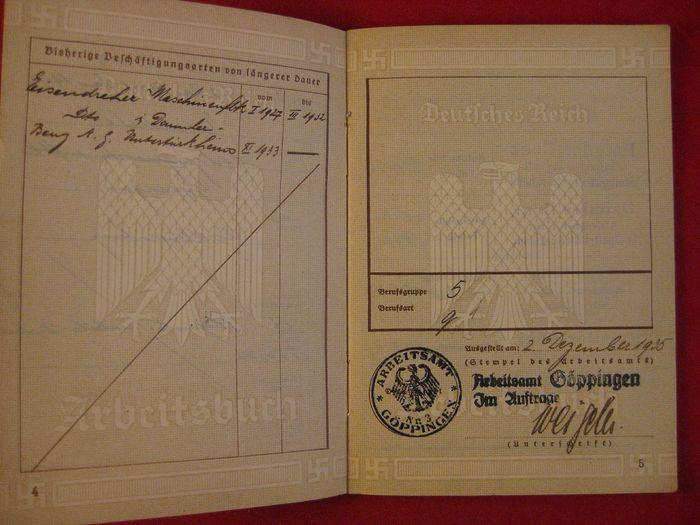 Cahier de travail allemand 226c9c10