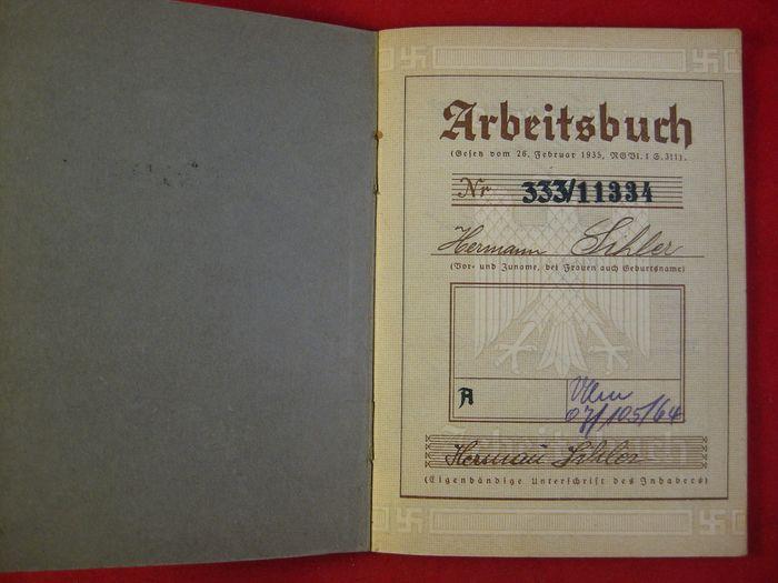 Cahier de travail allemand 6c913a10