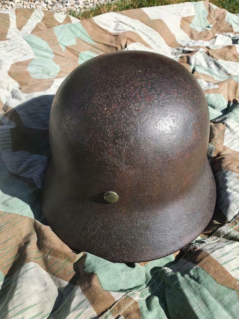 Authentification casque allemand xx 8617