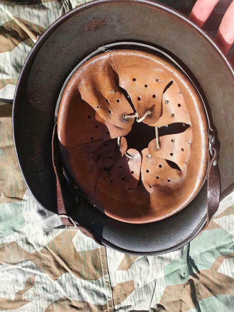 Authentification casque allemand xx _8625