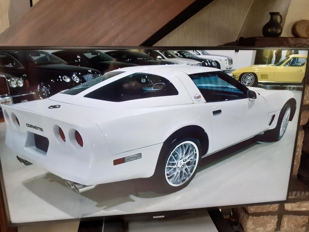 Corvette 83 sur Planète A&E 20191216