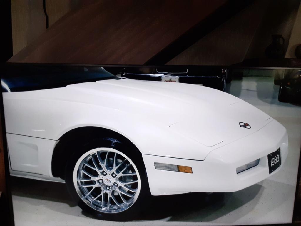 Corvette 83 sur Planète A&E 20191218