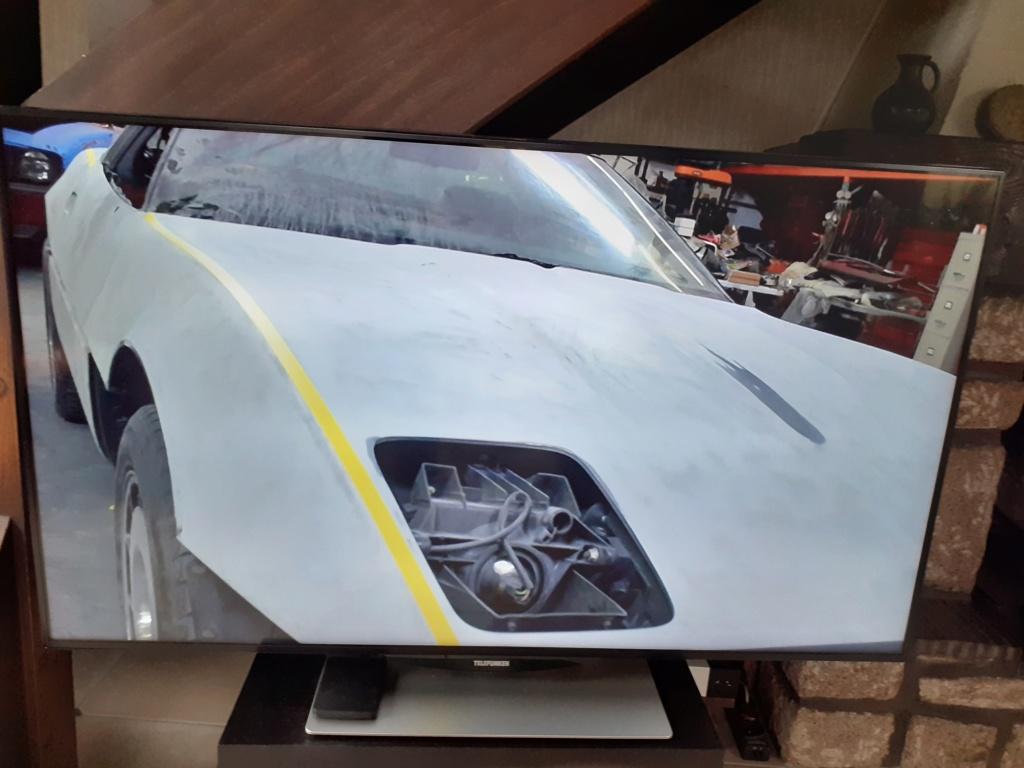 Corvette 83 sur Planète A&E 20191221