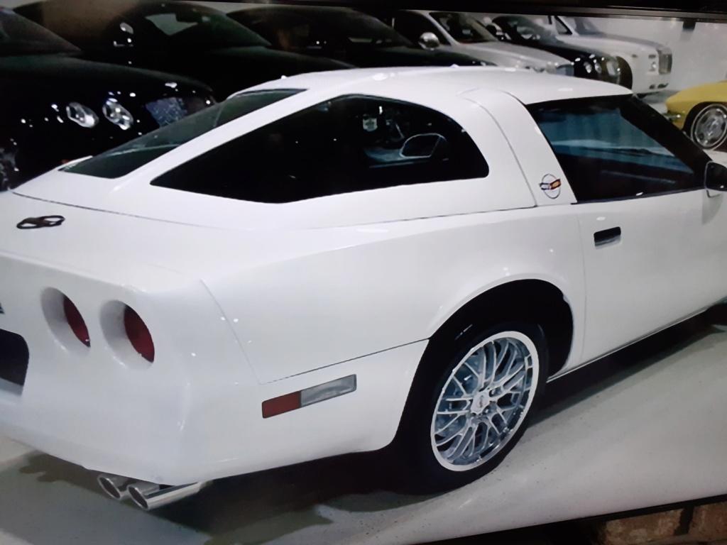 Corvette 83 sur Planète A&E 20191224