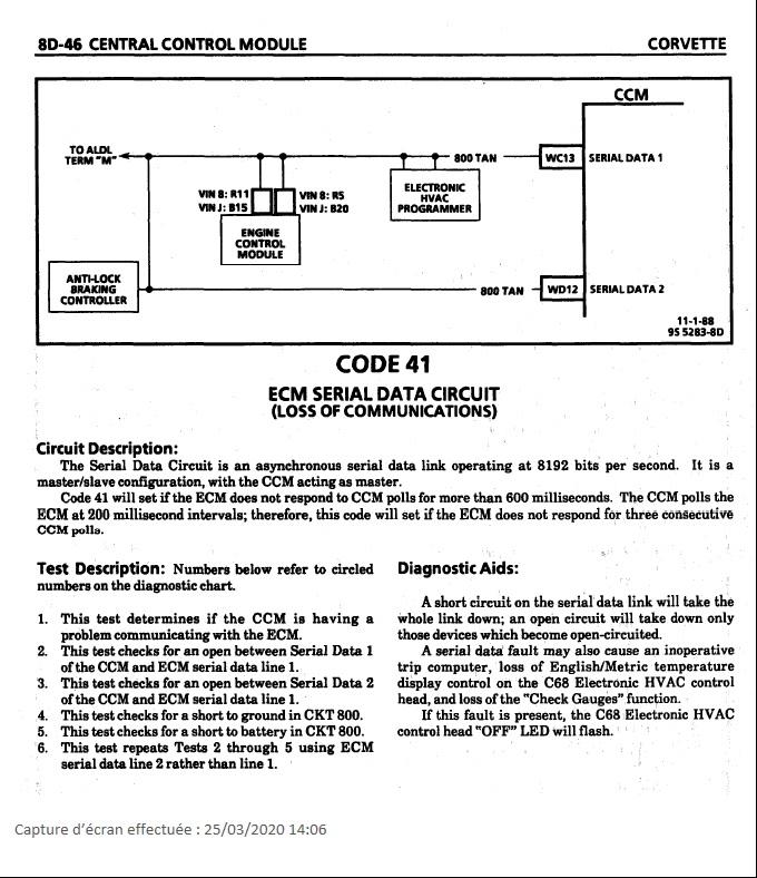 Problème avec ma Vette fraichement acquise - Page 3 Code_410