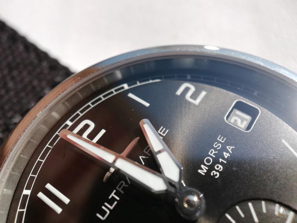 Ultramarine Morse UTC (GMT) & Eterna Cal. 3914A - tome 2 - Page 7 Img_2055