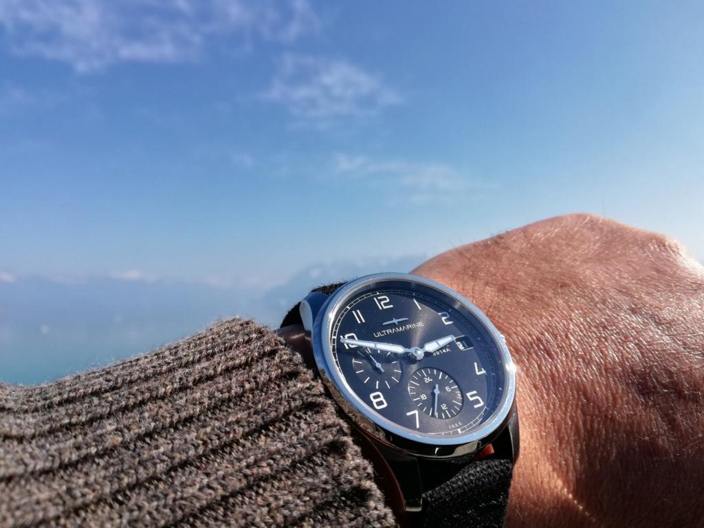 ULTRAMARINE Morse 9141B - Conçue pour ceux qui aiment les vraies montres Img_2058