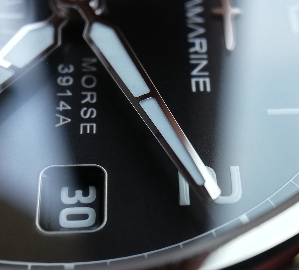 Ultramarine Morse UTC (GMT) & Eterna Cal. 3914A - tome 2 - Page 7 Img_2060