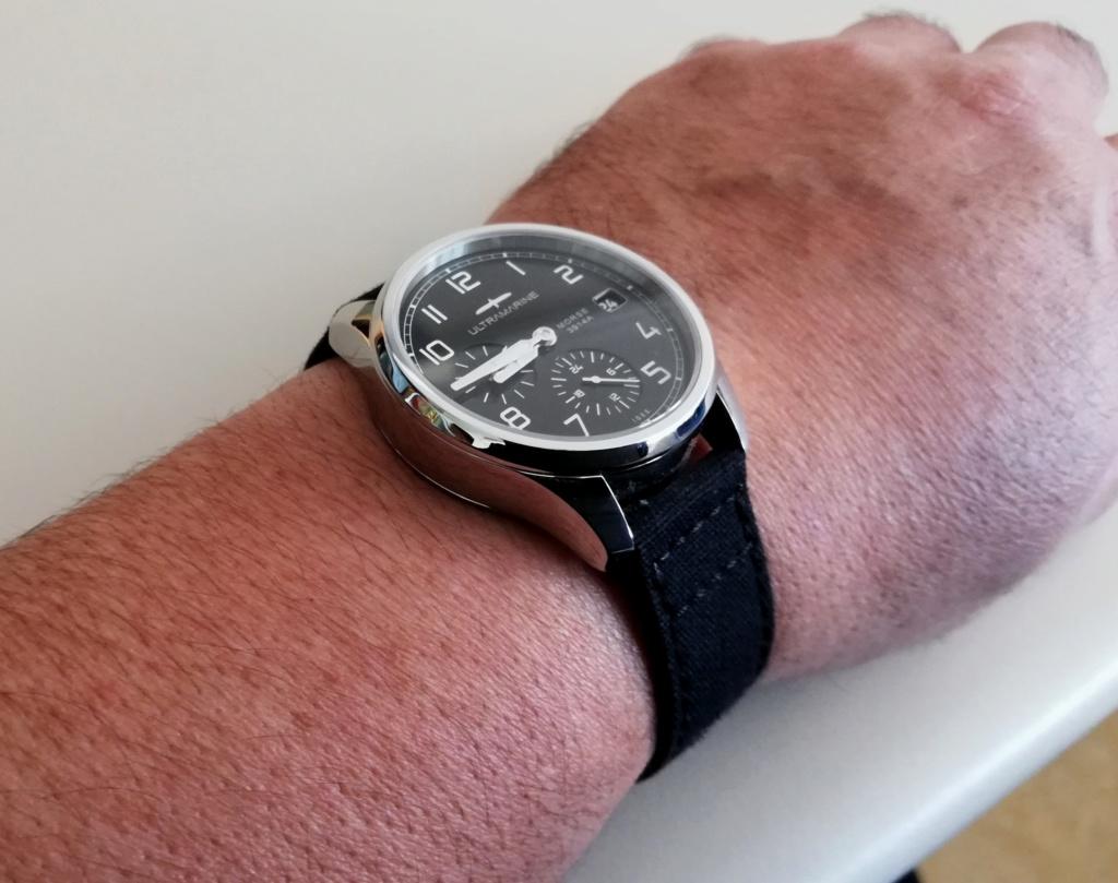 ULTRAMARINE Morse 9141B - Conçue pour ceux qui aiment les vraies montres - Page 9 Img_2098