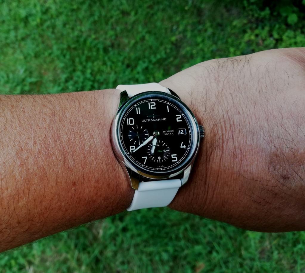 ULTRAMARINE Morse 9141B - Conçue pour ceux qui aiment les vraies montres - Page 24 Img_2109