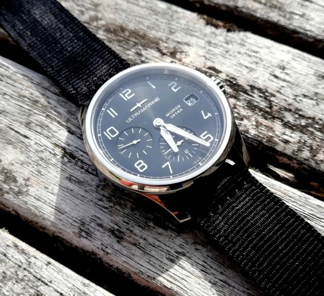 ULTRAMARINE Morse 9141B - Conçue pour ceux qui aiment les vraies montres - Page 21 Img_2110
