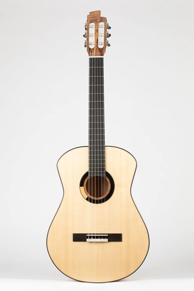Benjamin Paldacci Guitars - Flamenca Blanca 40202710