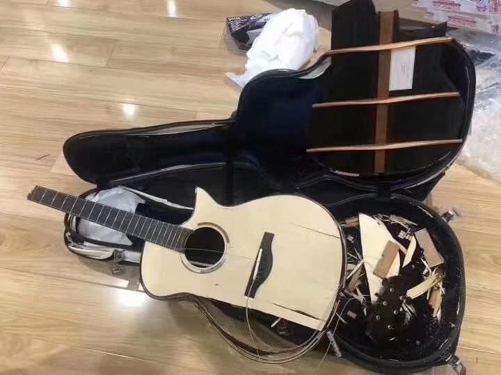 Les douanes chinoises et les guitares, ne font pas bon ménage 51640710