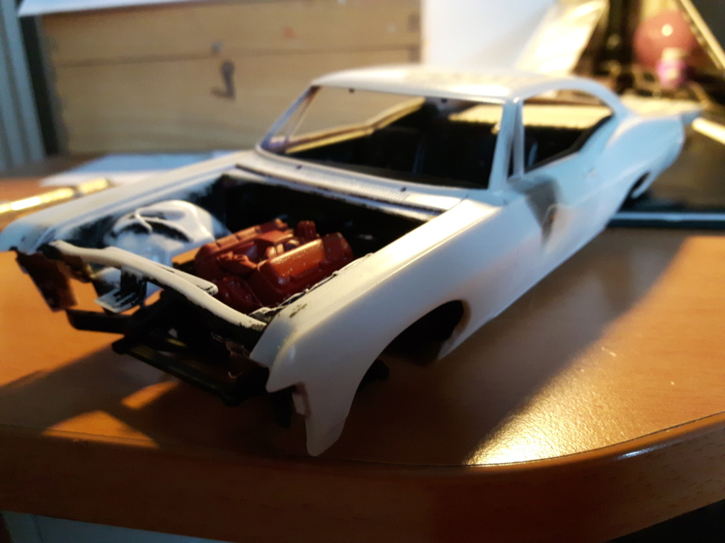 1967 Chevrolet Impala project  20181213