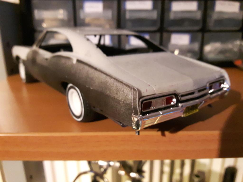 1967 Chevrolet Impala project  20190120