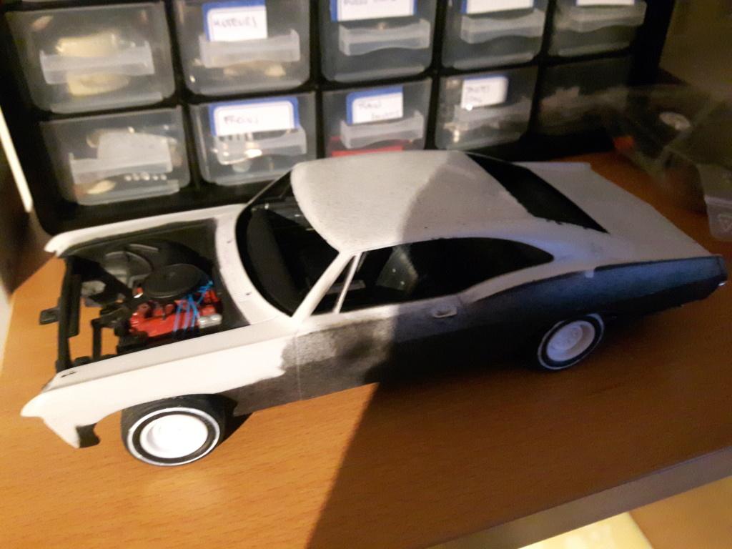 1967 Chevrolet Impala project  20190121