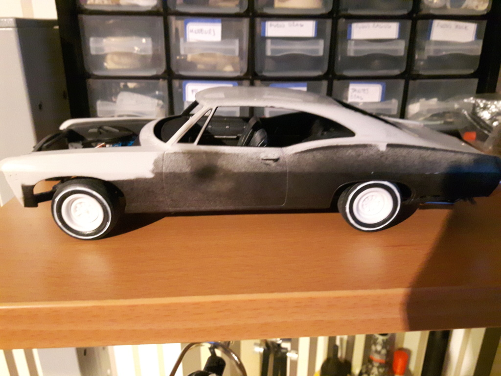 1967 Chevrolet Impala project  20190122