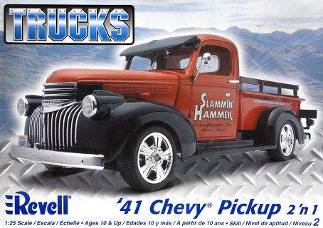 Recherche : Chevrolet 1941 Pick-up revell  Revell10