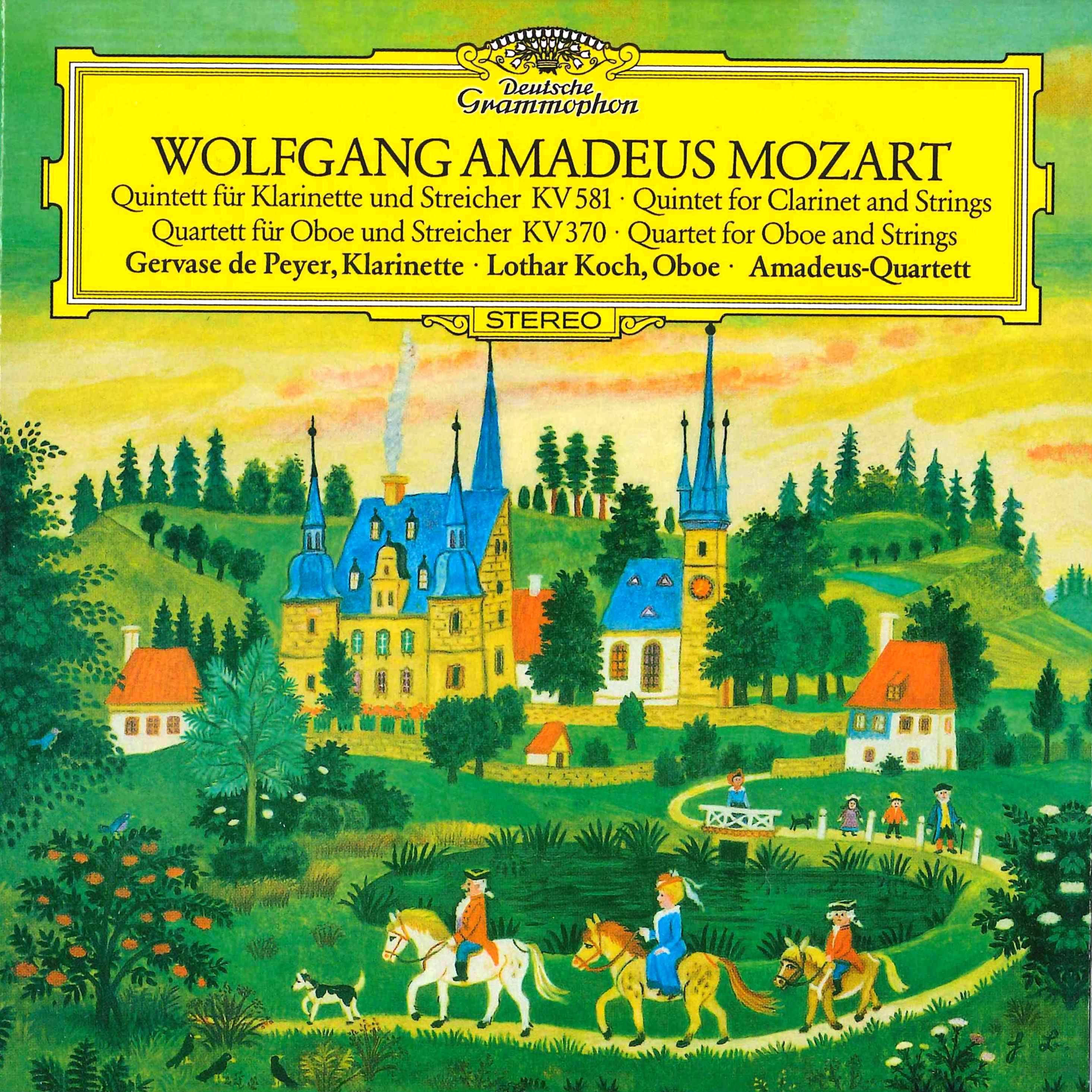 Mozart - musique de chambre (Divers) 20171212