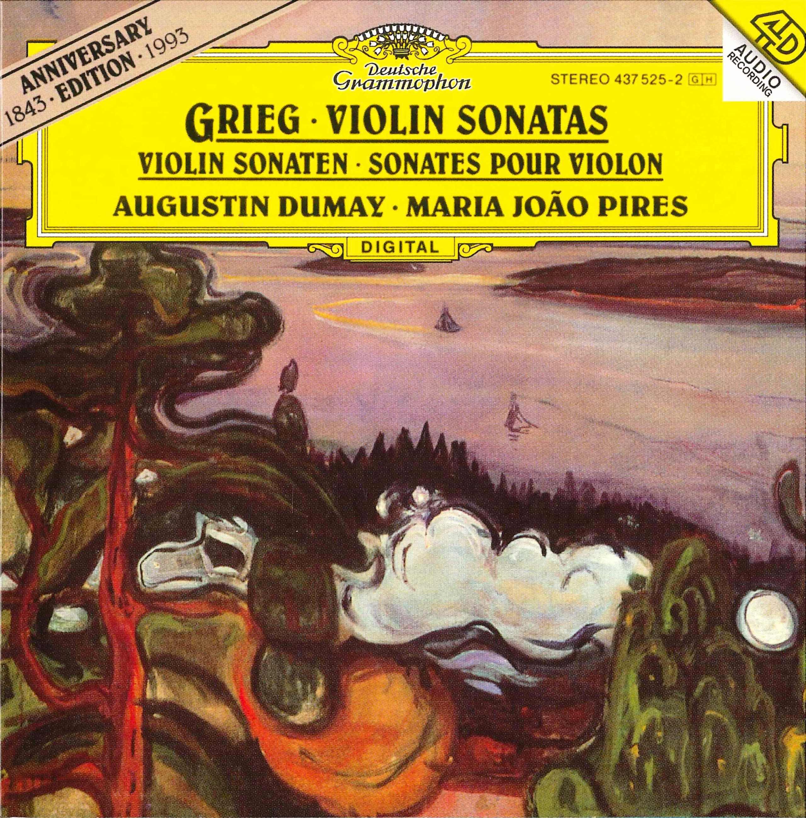 Musique de chambre de Grieg 20180633