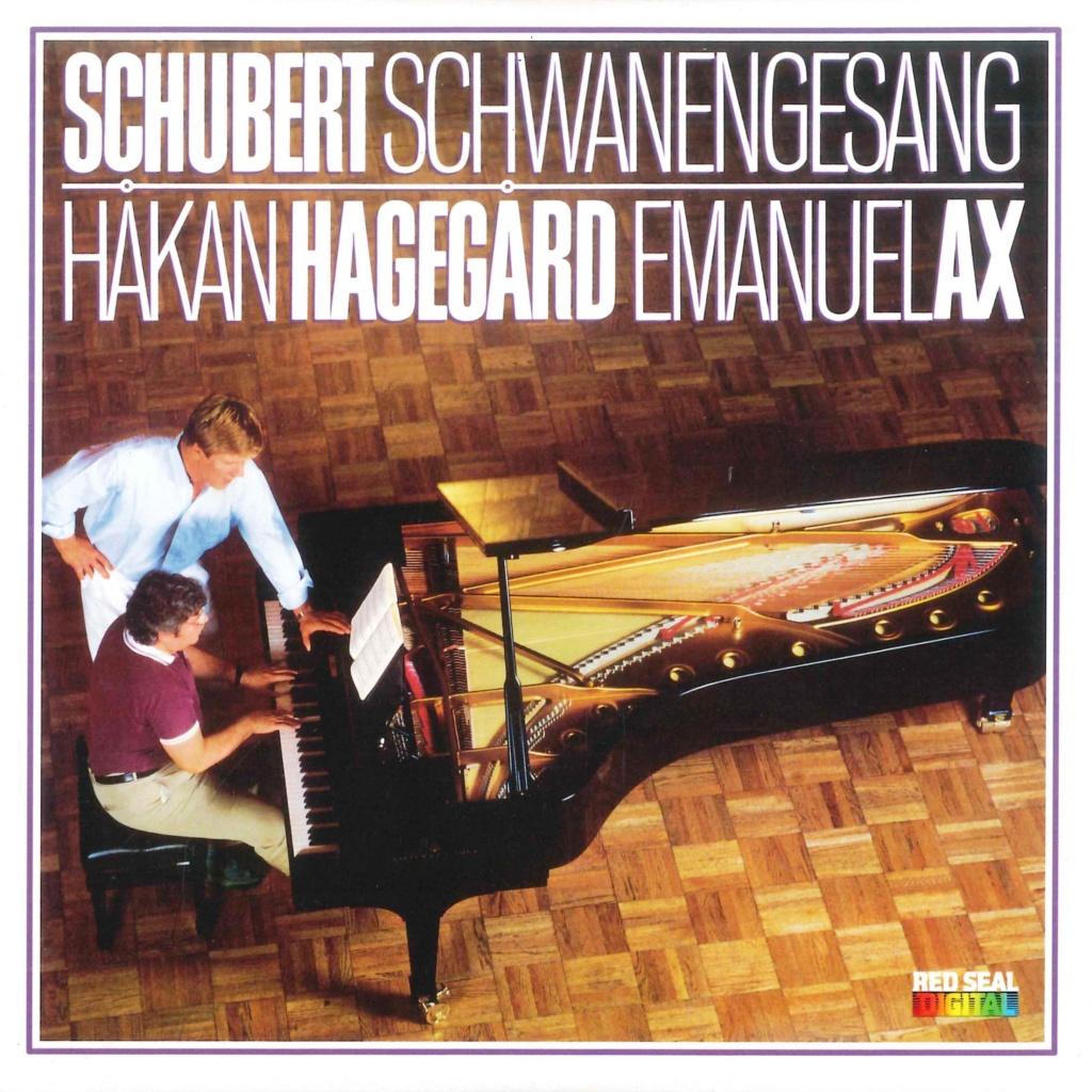 Schubert - Schwanengesang 20191115
