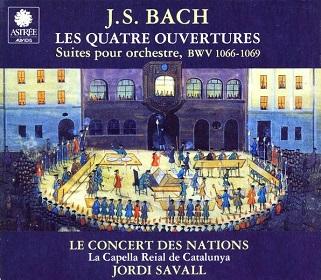 Suites pour orchestre de J.S Bach Bach_o10