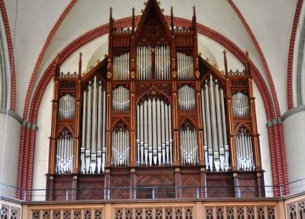 Orgue baroque germanique -instruments et répertoire Bardow10