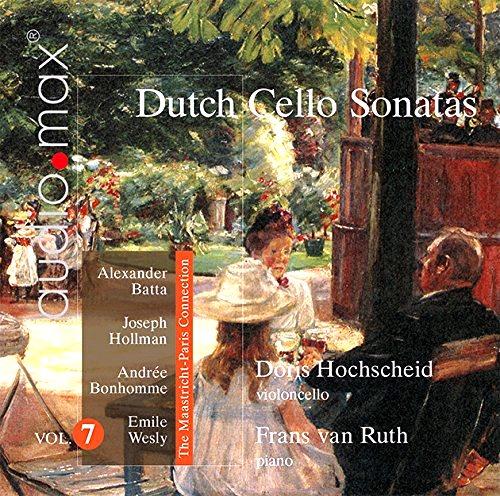 Les plus belles sonates pour violoncelle et piano Batta_10